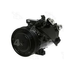 AC Compressor fits 2014-2018 Hyundai Elantra  Kia Forte5 Soul (1YW) R197383