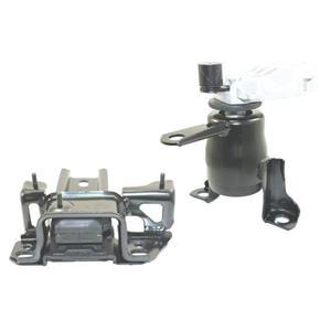 Front Engine + Automatic Transmission Mounts for Mazda 2 1.5L Engine 11-14