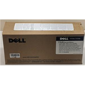NEW Dell YY0JN toner cartridge 3333dn 3335dn 8,000 Pages Sealed