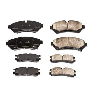 Front and Rear Ceramic Brake Pads for Cadillac Seville STS SLS 1998-2002