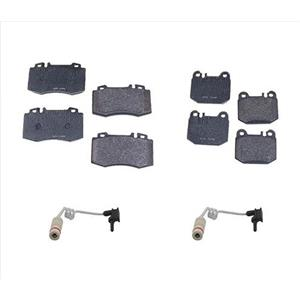 Fits 00-03 Mercedes Benz ML55 02-05 ML500 Front & Rear Brake Pads