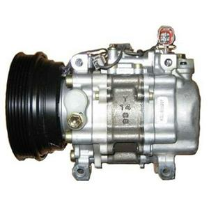 AC Compressor fits 1988-1990 Toyota Tercel  (1 Year Warranty) R67394