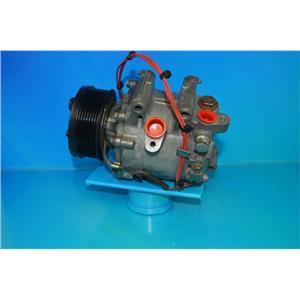 AC Compressor Fits 2006-2011 Honda Civic (1 Year Warranty) Reman 97555