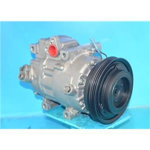 AC Compressor Fits 2007-2012 Hyundai Elantra (1 Year Warranty) R157307