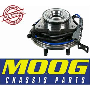 MOOG 515078 Front Wheel Bearing Hub Assembly Explorer Sport Trac 5 Lugs W/ABS