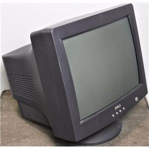 """Dell E773s 17"""" VGA CRT Computer Monitor"""