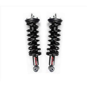 Frt Coil Spring Struts 2pc For 05-14 Frontier Extended Cab Rear Wheel Drive 2.5L