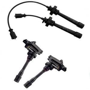 Spark Plug Wires & Coils for Chrysler Sebring 01-05 for Mitsubishi Eclipse 01-08