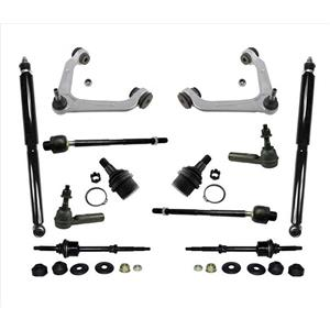 Control Arms Ball Joints Tie Rd Sway Bar Links 03-06 Ram 2500 Rear Wheel Drive