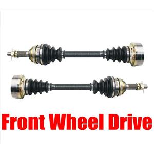 Front Left and Right CV Drive Axles for Lexus RX300 3.0L 1999-2003 (FWD ONLY)