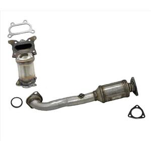 (2) Upper & Lower Catalytic Converters for Honda CRV 2.4L 2010-2011