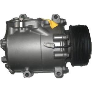 AC Compressor Fits Colt Eagle Summit Mitsubishi Mirage (1 Year Warranty) R77481