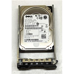 "Dell Enterprise MBD2300RC 300GB 10K 2.5"" SAS HDD U706K w/ R-Series Tray"