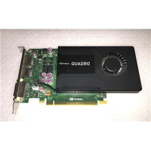 HP Nvidia Quadro K2000 2GB GDDR5 Video Graphics Card 713380-001