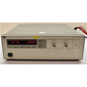 Hewlett Packard 6012B DC Power Supply 60V 50A w/Cord and Leads 1000W POWERS ON