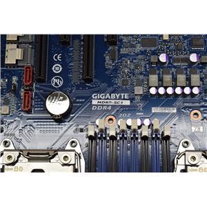 Gigabyte MD60-SC1 Intel C612 LGA2011-v3 Extended ATX Dual Socket DDR4 NO RAID