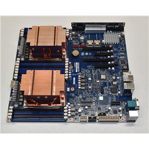 Gigabyte MD60-SC1 LGA2011-v3 Extended ATX Dual Socket DDR4 w/ CRA220-8 RAID