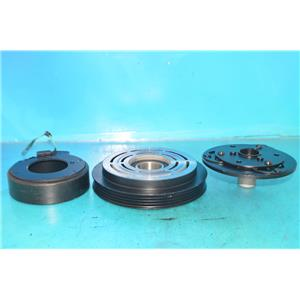 AC Compressor Clutch Fits 1989-1996 Nissan 300ZX  (1 Year Warranty) R57460