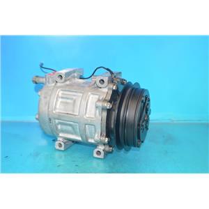 AC Compressor Fits 1986-1990 Mazda RX-7 (1 Year Warranty) R57574