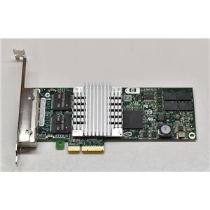 HP NC364T PCI-E Quad Port GB Server Adapter 436431-001 435506-003