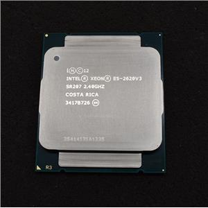 Intel XEON E5-2620 v3 2.4GHz 15MB 6-Core SR207 Socket LGA 2011-3