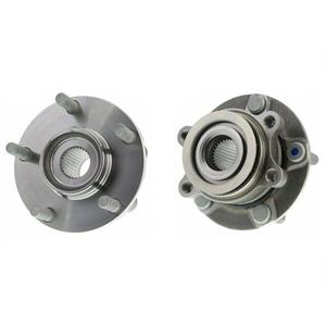 (2 ) Front Wheel Bearing Assembly for Nissan Rogue 08-13 & Sentra 07-12 2.5L