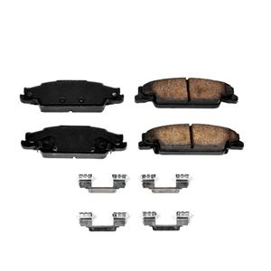 Rear Semi-Metallic Brake Pads ONLY JL9 BREAKING SYSTEM for CADILLAC CTS 03-07