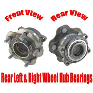 100% Brand New REAR Wheel Bearing and Hub Assembly for Nissan 370Z REAR 09-18