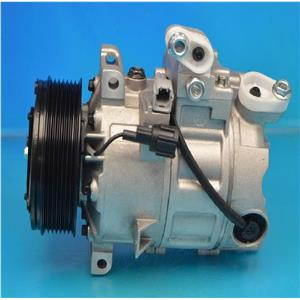 AC Compressor Fits 2007 2008 Infiniti G35 2009-2010 M35 (1YW) New 67668