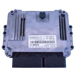 2014 Ford Focus 2.0L Engine Contlor Brain, Module ECM EM5A-12A650-EC