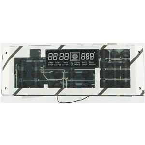 Range Oven Control Board and Clock Part 316207603 works for Frigidaire Models