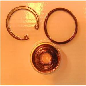 AC Compressor New Shaft Seal for GM DA6/HT6/HR6/R4/V5 Lot of 5