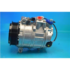 AC COMPRESSOR FITS MERCEDES G500 G550 G55 ML320 ML 350 ML430 (1YW) 97366 REMAN