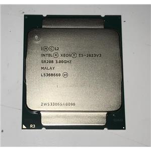 Intel Xeon E5-2623 V3 3.0Ghz Quad Core Processor SR208 LGA2011-v3