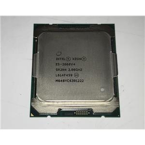 Intel E5-2660 V4 2.0 GHz 35MB 14-Core FCLGA2011-3SR2N4