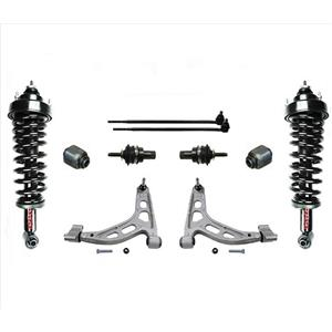 Rear Upper Control Trailing Arms Tie Rods and Struts Ford Explorer 02-05