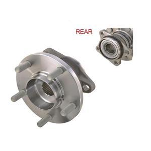 Rear Wheel Bearing and Hub Assembly For 07-16 Mazda CX-9 ALL WHEEL DRIVE MODELS