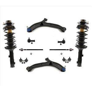 Ft Coil Spring Struts Steering For Automatic Transmission Hyundai Accent 00-05