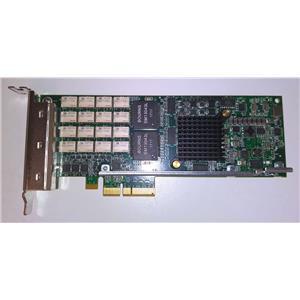 Silicom PE2G4BPI35LA-SD Quad Port PCI-E 1GbE Copper Ethernet Bypass Card 0VGRDX
