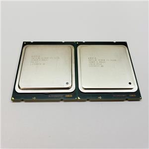 Lot of 2 Intel Xeon E5-2630L SR0KM 2.5Ghz 6-Core LGA2011 15MB Cache