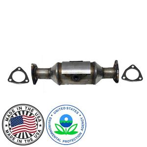 Catalytic Converter Made In USA Gaskets for Acura TL for Honda Accord 1998-2002