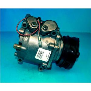 AC Compressor Fits Honda Civic & Civic Del Sol (One Year Warranty) R57572