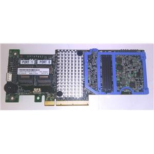IBM ServerRAID M5110 SAS/SATA 6Gbp/s RAID Controller Card 00AE807 NO BRACKET