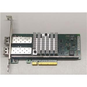 Intel X520-DA2 NetApp 111-01232 10GbE Network Card E10G42BTDAG1P5 2xSFP Included