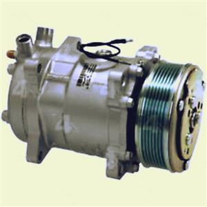 AC Compressor SD508 Fits 1992 1993 1994 FREIGHTLINER MB60 & MB70 (1YW) R58589