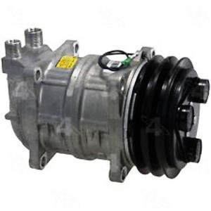 AC Compressor 4 Seasons 58612 (1 Year Warranty) Reman