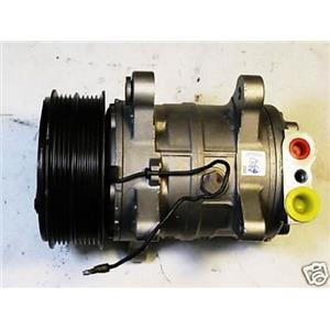 AC Compressor Fits 1986 1987 Mazda 626 (One year Warranty) Reman 67630