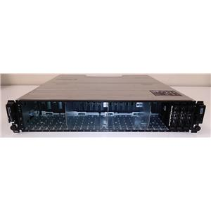 "Dell E04J PowerVault MD1220 24x 2.5"" 2x 600W 2x SAS Controllers NO Drives/Trays"