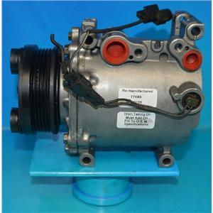 AC Compressor Fits Sebring Stratus Eclipse Galant Lancer Mirage (1Yr W) R77483