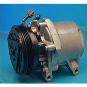 AC COMPRESSOR FOR 1989 1990 NISSAN 240SX (ONE YR W) 57447 REMAN
